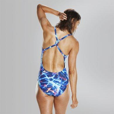 Speedo StormWave Digital Rippleback Swimsuit 8-08361C366 1